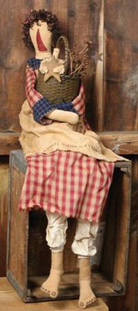 """""""Annabelle"""" w/Basket"""