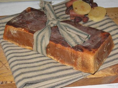 Banana Bread Loaf Soy Melt