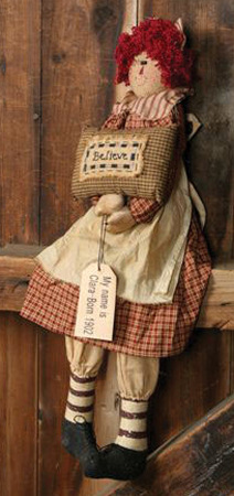 """""""Clara""""  - w/Pillow"""