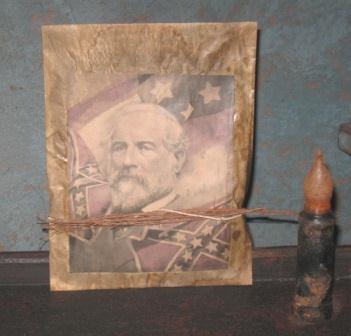 Colonial Pantry Simmering Potpourri Satchel - Robert E. Lee