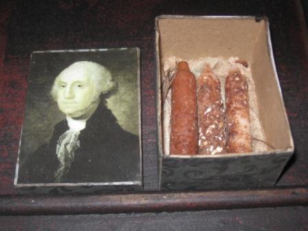 George Washington Keeping Box