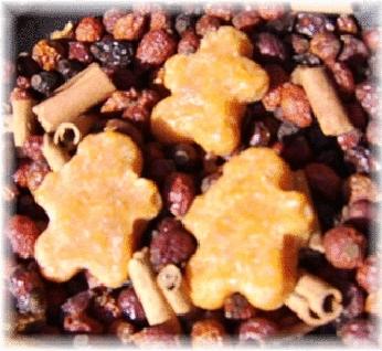 Gingerbabies Potpourri Fixins