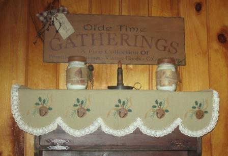 Jingle Bells Collection - Shelf Liner, Reversible