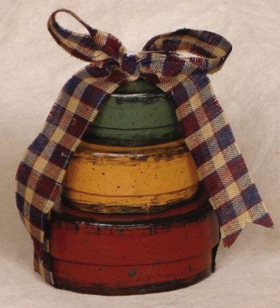 Nesting Boxes - Oval (Mini)-Mini, oval, nesting boxes, shaker boxes,