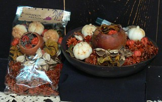 Bowl Fillers . . . Pumpkin Frenzy