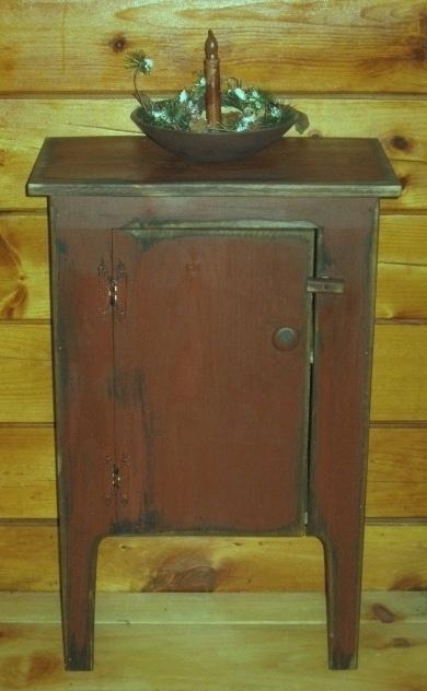 Small Primitive Jelly Cupboard