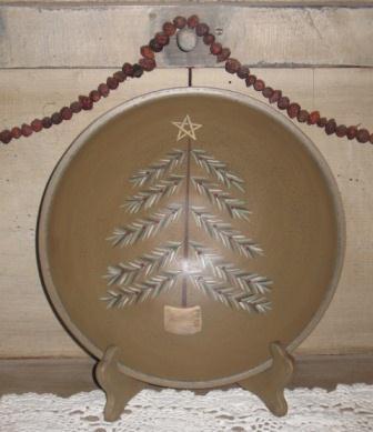 """Tree"" Wood Bowl, Mustard"